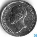 Pays Bas 10 cent 1848