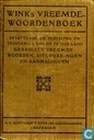 Winks vreemde-woordenboek