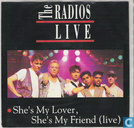She's My Lover, She's My Friend (Live)