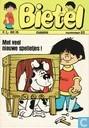 Bandes dessinées - Bietel - Vakantie in de Alpen...