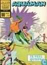 Comic Books - Aqualad - Te veel Quisps!