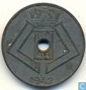 België 10 centimen 1942 (NLD-FRA)