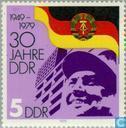 D.D.R. 30 years