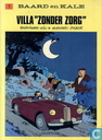 "Comic Books - Tif and Tondu - Villa ""Zonder Zorg"""