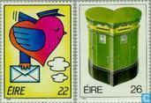 1986 LOVE Briefmarken (IER 216)