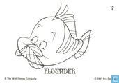 Flounder / Ariel & Flounder