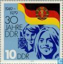 D.D.R 30 ans