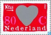Postage Stamps - Netherlands [NLD] - Scratch Stamps