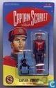 Captain Scarlet with Electron Gun