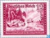 Companionship German postal