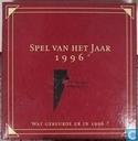 Spel van het jaar 1996 reclame Amstelland Meerlanden