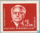 Président Wilhelm Pieck