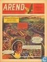 Bandes dessinées - Arend (magazine) - Jaargang 10 nummer 25