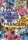 Le carnet de croquis de Franquin