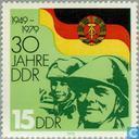 D.D.R. 30 jaar