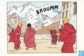 Naar Tibet met Kuifje 62