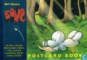Bone Postcard Book