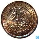 Afrique du Sud 1 / 4 penny 1952