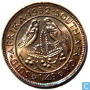 Südafrika 1 / 4 Pfennig 1952