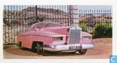 FAB 1, the super, super Rolls Royce owned by Lady Penelope Creighton-Ward and driven by the inimitable Parker.