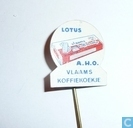 A.H.O. Lotus Vlaams koffiekoekje