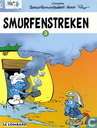 Comic Books - Smurfs, The - Smurfenstreken 3