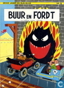 Comic Books - Bram Jager en zijn buur - Buur en Ford T