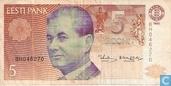 Estland 5 Krooni