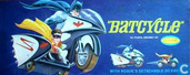 Batcycle Model Kit