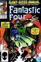 Fantastic Four Annual 20