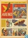 Bandes dessinées - Arend (magazine) - Jaargang 7 nummer 38