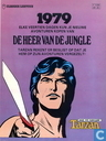 Strips - Tarzan - Tarzan's terugkeer