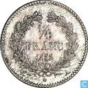 Frankrijk ¼ franc 1832 (A)