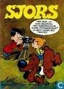 Strips - Baard en Kale - 1974 nummer  50