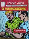 Comic Books - Tim zonder vrees - De afleidingsmanoeuvre
