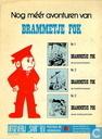 Bandes dessinées - Brammetje Fok - Brammetje Fok en de kameleons