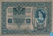 Autriche 1.000 Kronen 1902