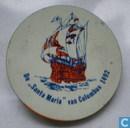 """De """"Santa Maria"""" van Columbus 1492"""