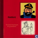 Bandes dessinées - Tintin - Haddock - 'Duizend bommen en granaten!'