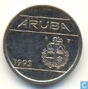 Aruba 5 cent 1993