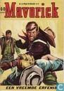 Strips - Maverick [Warner Bros] - Een vreemde erfenis