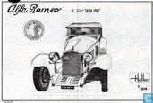 Heller Alfa Romeo 6C 1750 GS