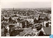 Panorama met Coolsingel en begin Kruiskade