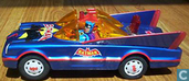 Batmobile Mystery Action
