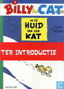 Bandes dessinées - Billy the Cat - In de huid van een kat