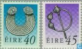1992 trésors de l'art irlandais (IER 295)