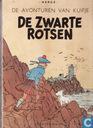 Bandes dessinées - Tintin - De zwarte rotsen