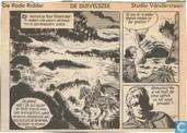 Bandes dessinées - Chevalier Rouge, Le [Vandersteen] - De duivelszee