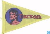 Tarzan fietswimpel