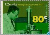 Postzegels - Nederland [NLD] - Nobelprijswinnaars